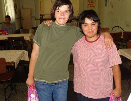 Kinder und Jugendliche mit Behinderung